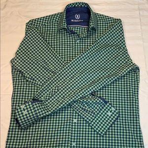 Bugatchi Shirts - Bugatchi Uomo Casual Button Down